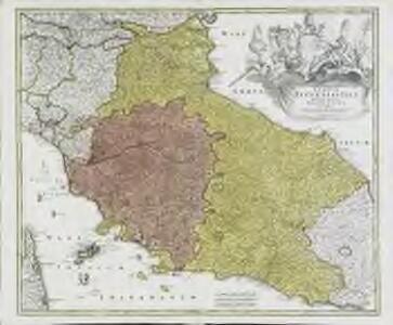 Status Ecclesiastici magnique ducatus Florentini nova exhibito