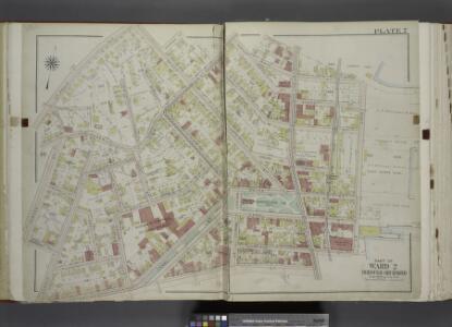 Part of Ward 2. [Map bound by St. Pauls Ave, Beach    St, Jackson St, Van Duzer St (Richmond RD), Sands St, Wave St, Front St,         Thompson St, Bay St, Broad St, Gordon St, Purroy St (Elm), Targee St]