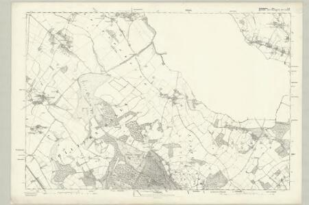 Buckinghamshire XX - OS Six-Inch Map