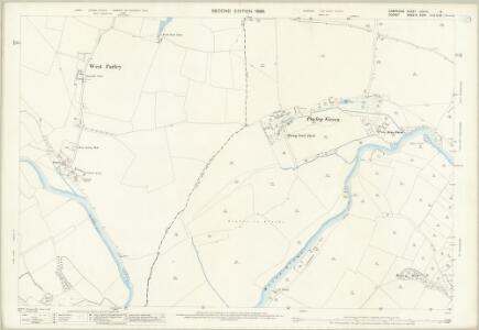 Hampshire and Isle of Wight LXXVIII.13 (includes: Bournemouth; Hurn; West Parley) - 25 Inch Map