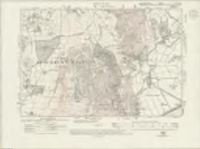 Westmorland XLV.NE - OS Six-Inch Map