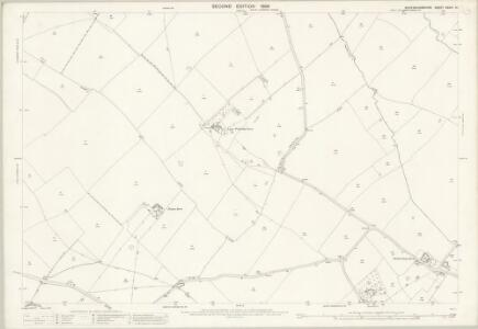 Buckinghamshire XXXIII.14 (includes: Aston Sandford; Dinton with Ford and Upton; Longwick cum Ilmer) - 25 Inch Map