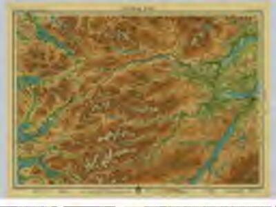 Central Ross, Sheet 20  - Bartholomew's