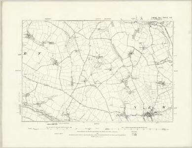 Cornwall XXXIX.SW - OS Six-Inch Map
