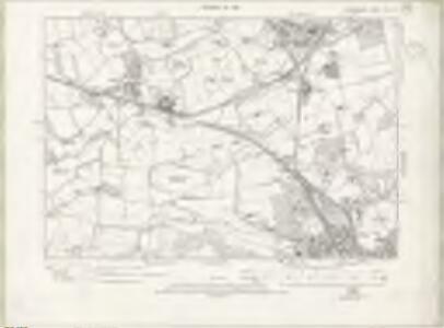 Lanarkshire Sheet VII.NE - OS 6 Inch map