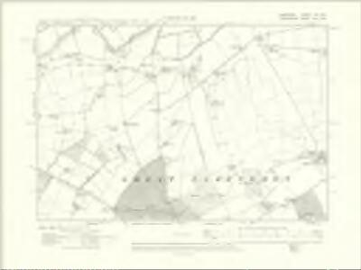 Berkshire VIII.NW - OS Six-Inch Map