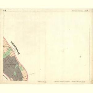 Schönau - c8462-1-009 - Kaiserpflichtexemplar der Landkarten des stabilen Katasters