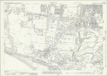 Hampshire and Isle of Wight LXXXIII.10 (includes: Alverstoke) - 25 Inch Map