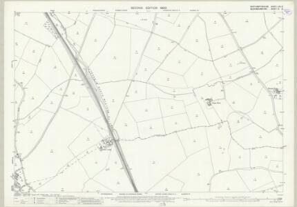 Northamptonshire LVII.6 (includes: Ashton; Hanslope; Hartwell) - 25 Inch Map