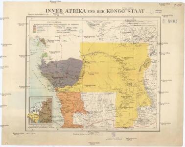 Inner-Afrika und der Kongo-Staat