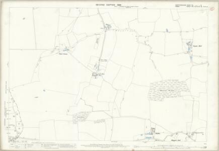 Hertfordshire XV.5 (includes: Berden; Furneux Pelham; Manuden; Stocking Pelham) - 25 Inch Map