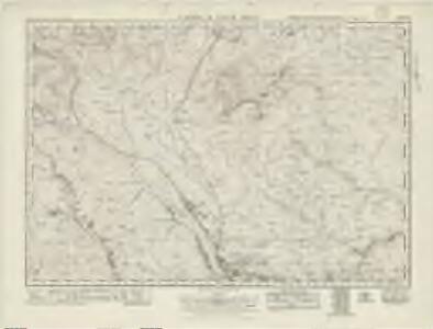Lairg  & Loch Shin (16) - OS One-Inch map