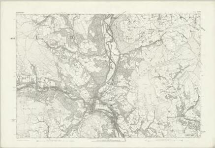 Glamorgan XXVII - OS Six-Inch Map