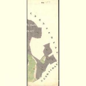 Ottenschlag - c1152-1-006 - Kaiserpflichtexemplar der Landkarten des stabilen Katasters