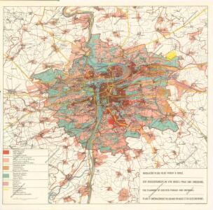 Regulační plán Velké Prahy s okolím