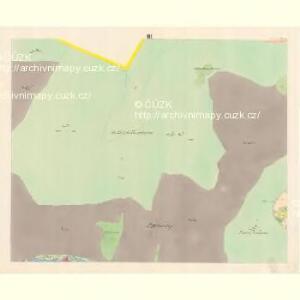 Lomna (Lomno) - m0508-1-003 - Kaiserpflichtexemplar der Landkarten des stabilen Katasters