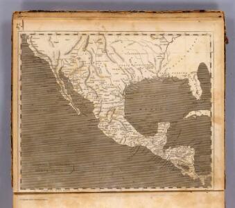 Spanish dominions in North America.