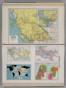 British Columbia.  Historical Maps.