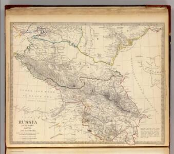 Russia in Europe Part IX and Georgia.