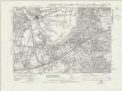 Surrey XII.NE - OS Six-Inch Map