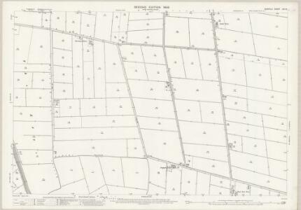 Norfolk LVI.10 (includes: Emneth; Marshland St James; Outwell) - 25 Inch Map