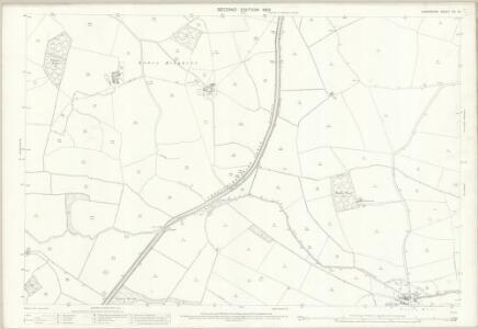 Shropshire XIII.13 (includes: Hordley; West Felton; Whittington) - 25 Inch Map