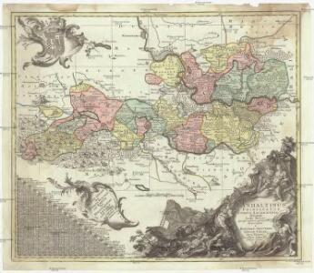 Anhaltinus principatus stirpis ascaniensis felicitate hodie florens geographico penicillo descriptus