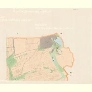 Wolleschnik - c5451-1-001 - Kaiserpflichtexemplar der Landkarten des stabilen Katasters