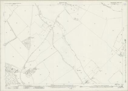 Hertfordshire XII.14 (includes: Ippollitts; Langley; Stevenage; Wymondley) - 25 Inch Map