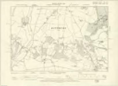 Berkshire XLI.NE - OS Six-Inch Map
