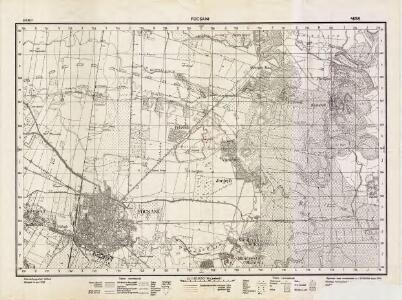 Lambert-Cholesky sheet 4858 (Focşani)