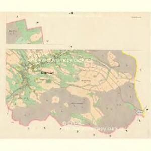 Kunersdorf - c3714-1-004 - Kaiserpflichtexemplar der Landkarten des stabilen Katasters