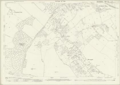 Hertfordshire XLIII.6 (includes: Chalfont St Giles; Chalfont St Peter; Chorleywood; Rickmansworth Urban) - 25 Inch Map