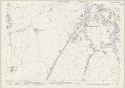 Cheshire XIX.10 (includes: Cheadle and Gatley) - 25 Inch Map
