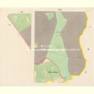 Neuofen - c5201-1-025 - Kaiserpflichtexemplar der Landkarten des stabilen Katasters