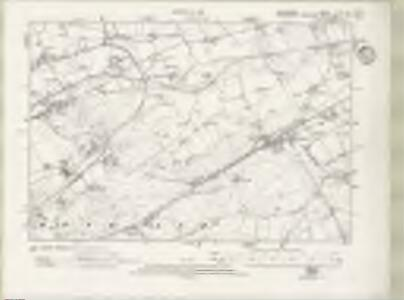 Lanarkshire Sheet III.SE - OS 6 Inch map