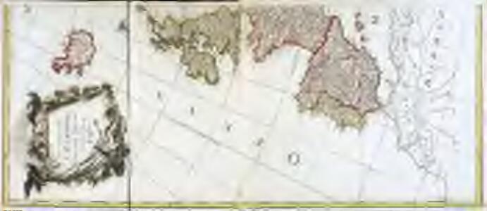 Carte generale de toute l'Europe, 1