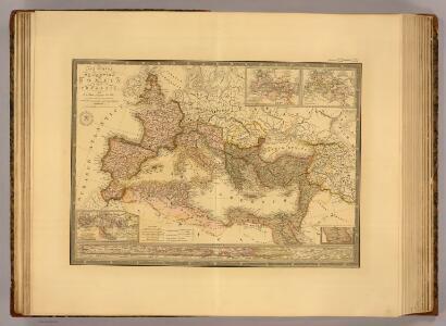Empire Romain sous Theodose.