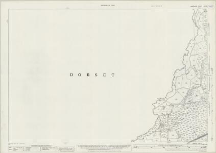 Hampshire and Isle of Wight LXX.9 (includes: St Leonards and St Ives; Verwood; West Parley) - 25 Inch Map
