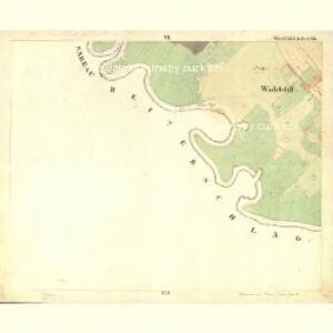 Wadetstieft - c2378-1-006 - Kaiserpflichtexemplar der Landkarten des stabilen Katasters