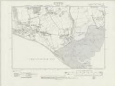 Hampshire & Isle of Wight LXXXVIII.SW - OS Six-Inch Map