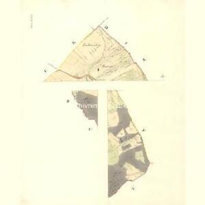 Roketnitz - m2593-1-001 - Kaiserpflichtexemplar der Landkarten des stabilen Katasters