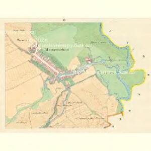 Morawitschan (Morawitschany) - m1854-1-004 - Kaiserpflichtexemplar der Landkarten des stabilen Katasters