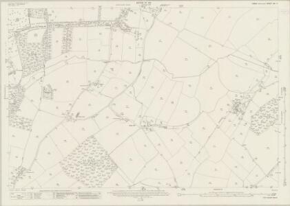 Essex (New Series 1913-) n IX.11 (includes: Birdbrook; Steeple Bumpstead) - 25 Inch Map