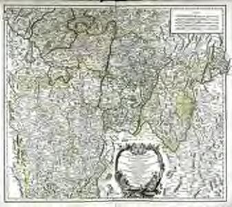 Partie meridionale du gouvernement gen.l de Bourgogne