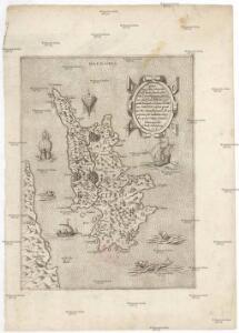 Cyprus, que olim Macaria id est Beata, insula est in sinu Carpathii maris sita Veneri fuit sacra