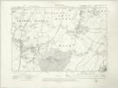 Surrey XII.SE - OS Six-Inch Map