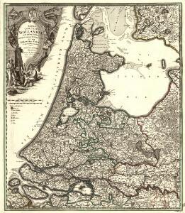 Tabvla Comitatvs Hollandiae