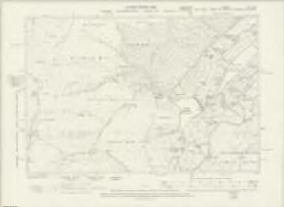 Derbyshire VII.NE - OS Six-Inch Map