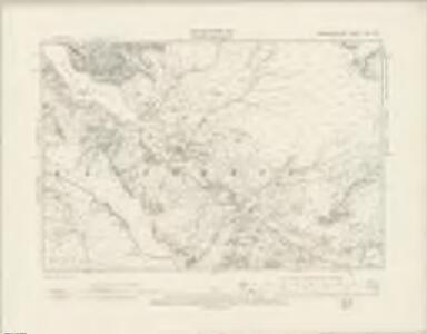Caernarvonshire XVII.SW - OS Six-Inch Map